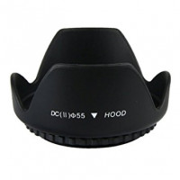 AccPro Flower Lens Hood 55mm [LF-55]